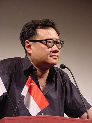 English: Singaporean film director, screenwrit...