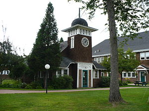 Goddard College Clockhouse