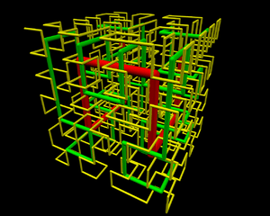 0tj, 1st and 2nd iteration of Hilbert curve in...