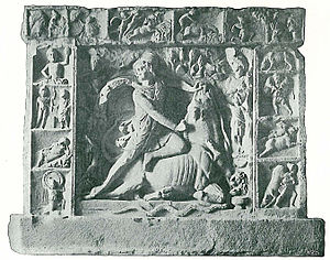 historical view of Heidelberg