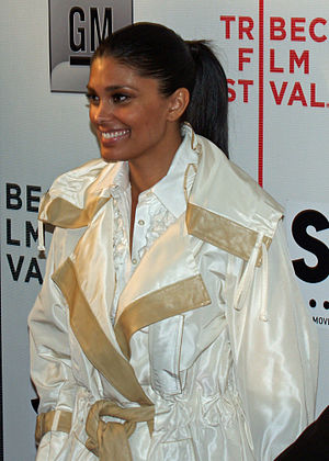 English: American fashion designer Rachel Roy.