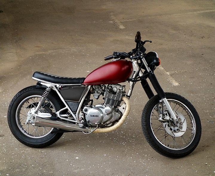 Yamaha Sr250 Wikiwand