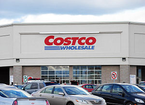 Costco in Moncton, New Brunswick