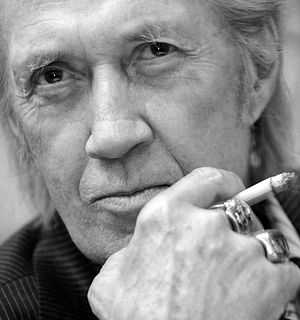 English: David Carradine in Almaty, Kazakhstan...