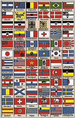Galerie des drapeaux des pays du monde — Wikipédia