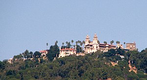 Hearst Castle, San Simeon, California, USA