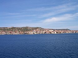 ЛаМаддалена архипелаг Википедия