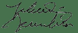 English: Signature of Yehudi Menuhin (from an ...
