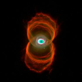Nebulosa Clessidra