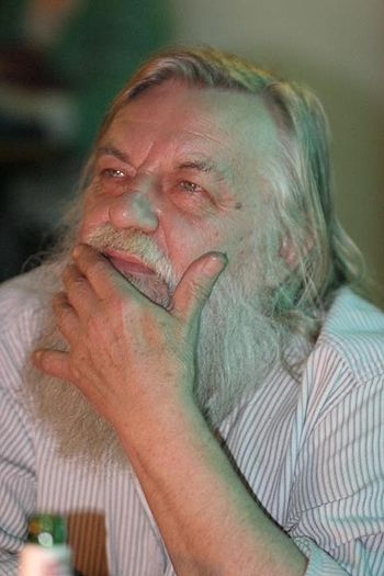 English: Mirrored version of File:RobertWyatt ...