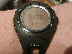Suunto Heart Rate Monitor watch t6c