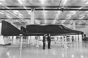 X-20 Dyna Soar prototype