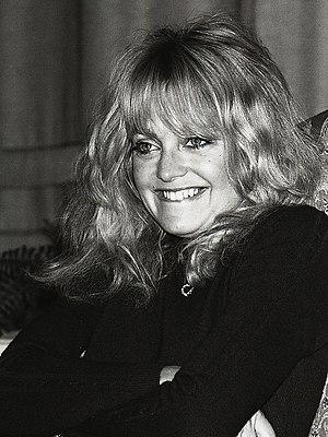 Goldie Hawn in Sweden