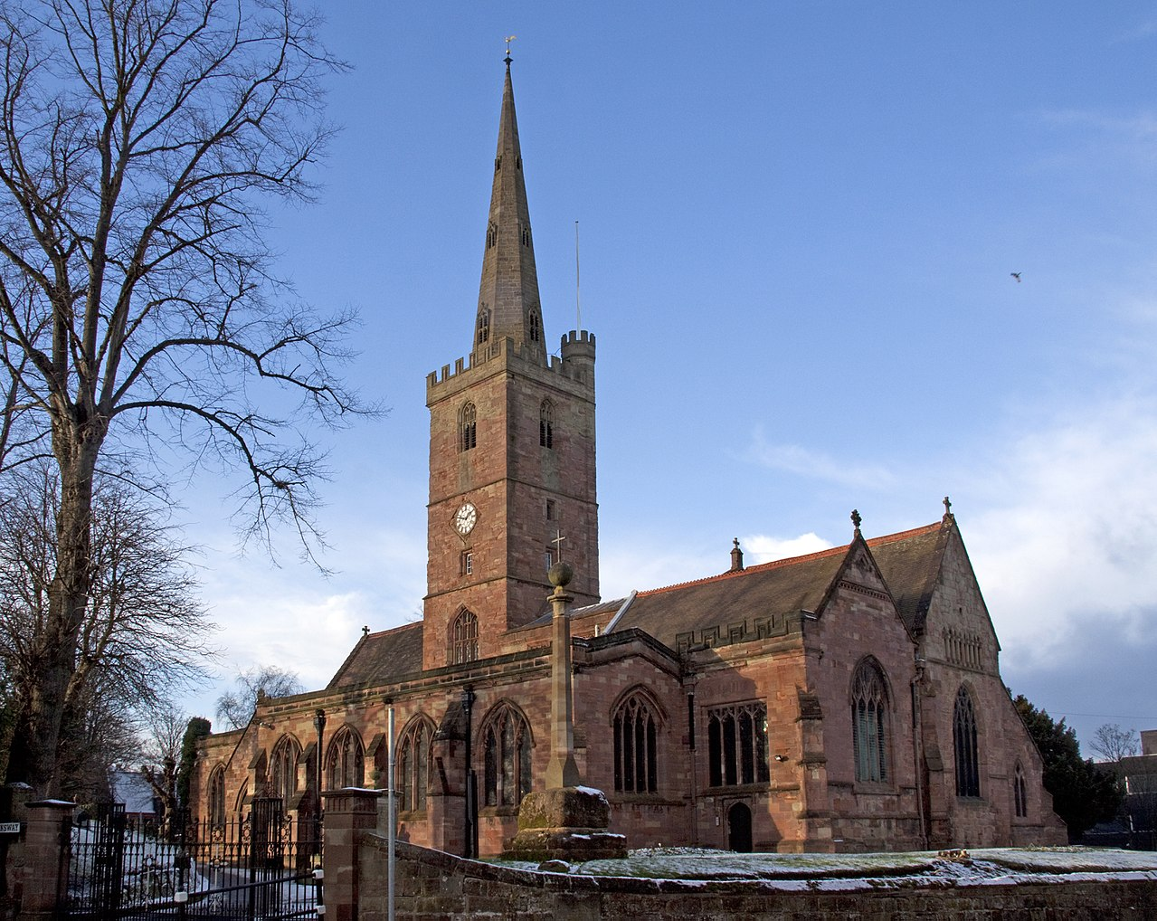 Halesowen Church