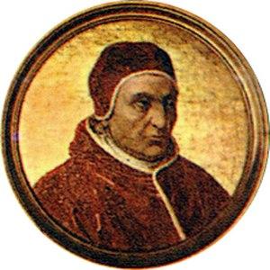 H.H. Pope Innocent VII