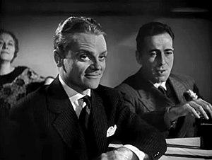 screenshot of James Cagney and Humphrey Bogart...