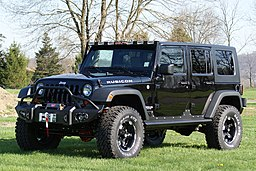 Jeep Wrangler JK - 001