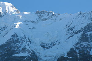 English: Kedarnath Mountain, Uttrakhand, IN