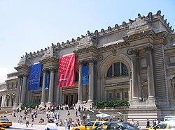 El Museo Metropolitano de Arte es uno de los museos más grandes del mundo.