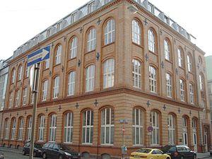 Deutsch: Institut für Deutsche Sprache in Mannheim