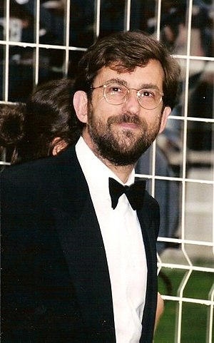 Français : Nanni Moretti at the Cannes Film Fe...
