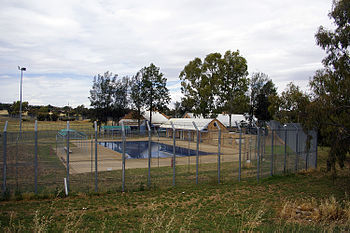 English: Riverina Juvenile Justice Centre.