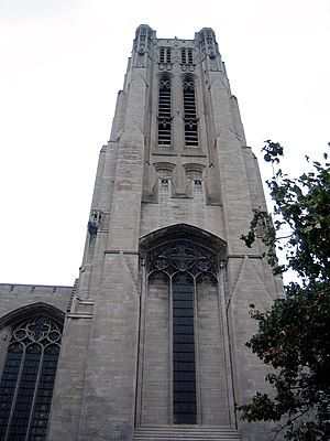 Rockefeller Memorial Chapel, University of Chi...
