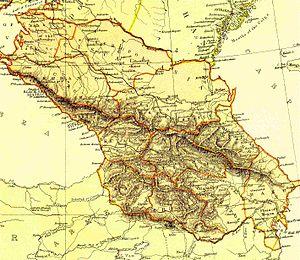 Viceroyalty of the Caucasus עברית: מלכות המשנה...