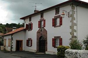 Saint-Michel, maison de Basse-Navarre