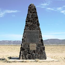 Trinity (nuclear test) - Wikipedia