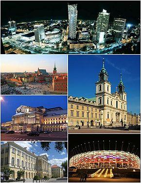 Варшава — Википедия