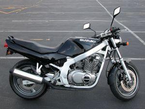 Suzuki GS500  Wikipedia