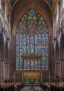 Carlisle Cathedral Wikipedia