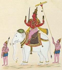 Indra, King of Heaven's, #BlogchatterA2Z, #A to Z Challenge, #AtoZ2019, shravmusingswrites, Indian Mythology