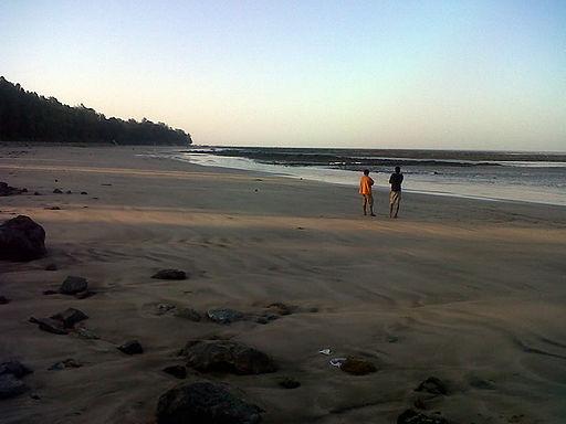 Manori Beach Malad Mumbai