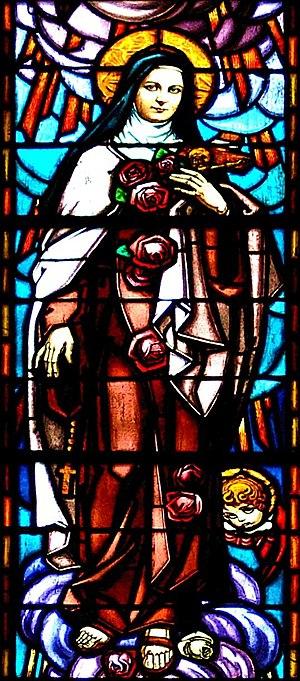 English: Thérèse de Lisieux.
