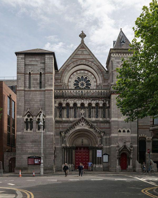 St. Ann's Church, Dawson Street - Wikipedia