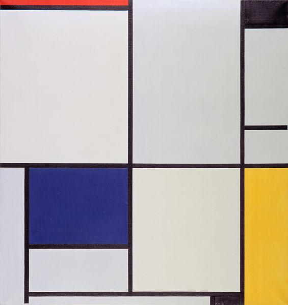 Archivo: Tableau I, por Piet Mondriaan.jpg