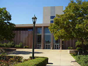 Building of the Supreme Court of Texas