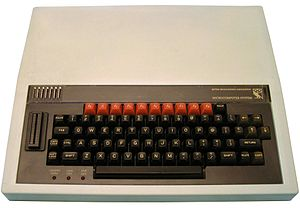 The original BBC Micro.