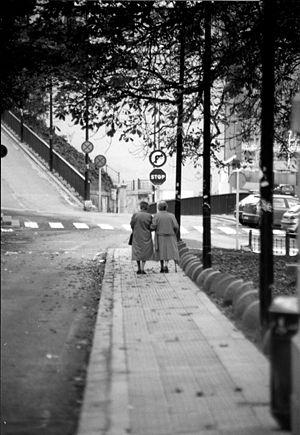 Bilbao road