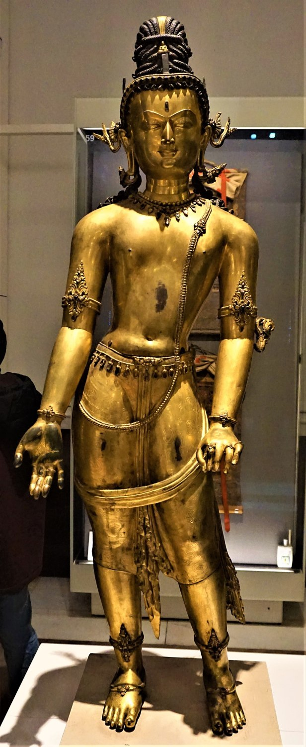Bodhisattva Avalokiteshvara - British Museum - Joy of Museums