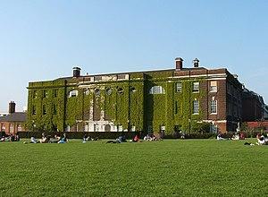 Main Building, Goldsmiths College