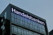 Handelsbankens hovedkontor på Havneholmen i København, Danmark