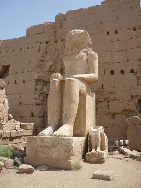 Скульптура Древнего Египта Википедия