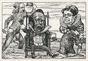 Ninth of Henry Holiday's original ilustrations...