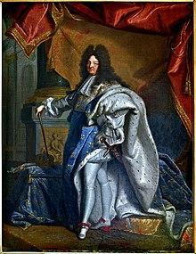 portrait of louis xiv wikipedia