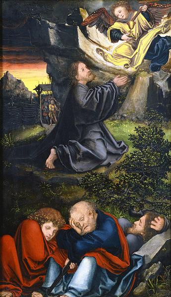 File:Lucas Cranach d.Ä. - Christus am Ölberg (Tokyo).jpg
