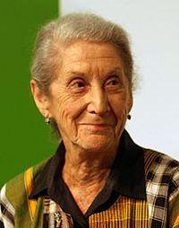 Nadine Gordimer cumplió 91 años el pasado 20 de noviembre.