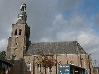 Catharinakerk, raadskerk Etten